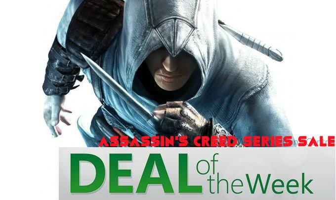 Assassins Creed Series Sale