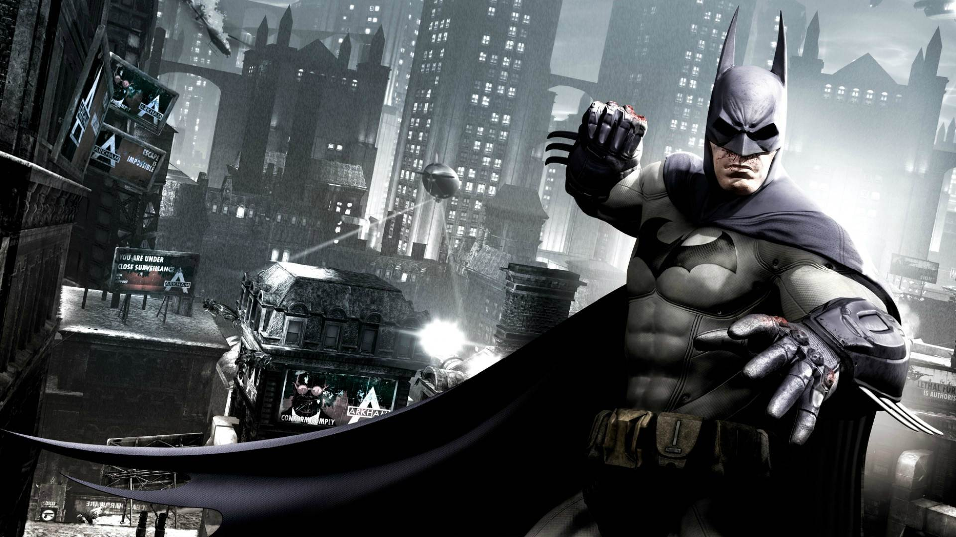Batman Arkham Origins Beta