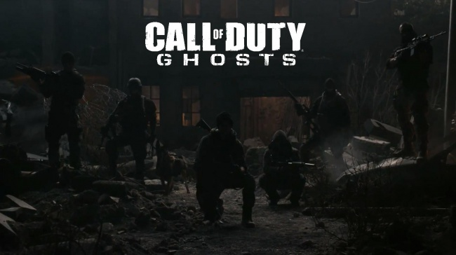 Call of Duty Ghosts Teaser Trailer