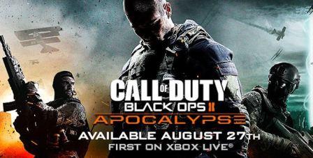 COD Black Ops 2 Apocalypse