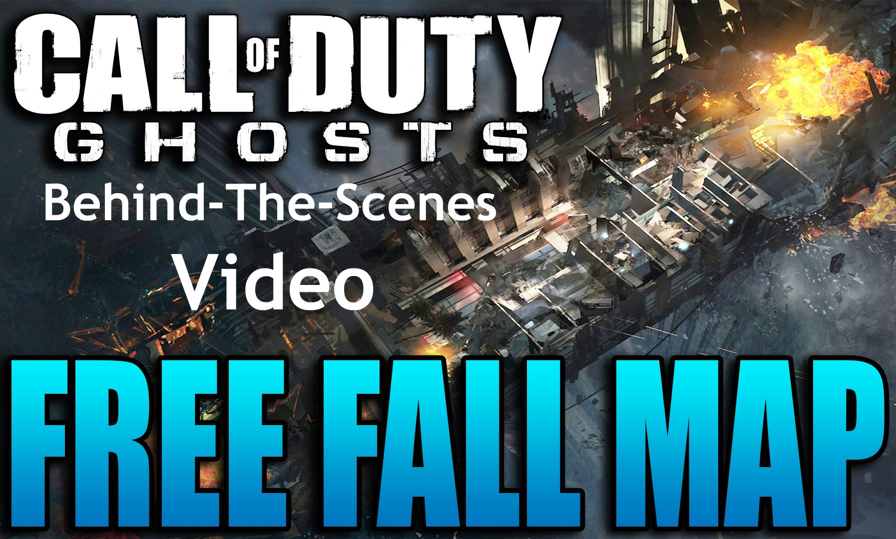 COD Ghosts Free Fall