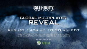 COD Ghosts Multiplayer Reveal