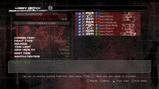 DOA5 Ultimate 2v2 Screen 2