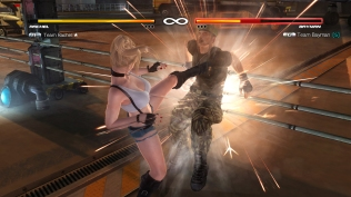 DOA5 Ultimate 2v2 Screen 7