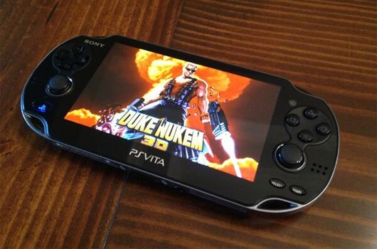 Duke Nukem 3D PS Vita