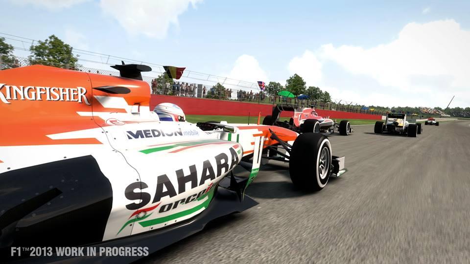 F1 2013 Online Pass