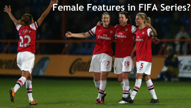 Female Features in FIFA