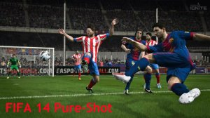 FIFA 14 Shooting