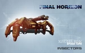 Final Horizon Alien