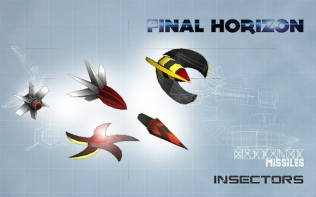 Final Horizon Missiles