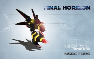 Final Horizon Venom Wasp