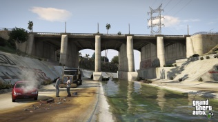 Grand Theft Auto Screen 1