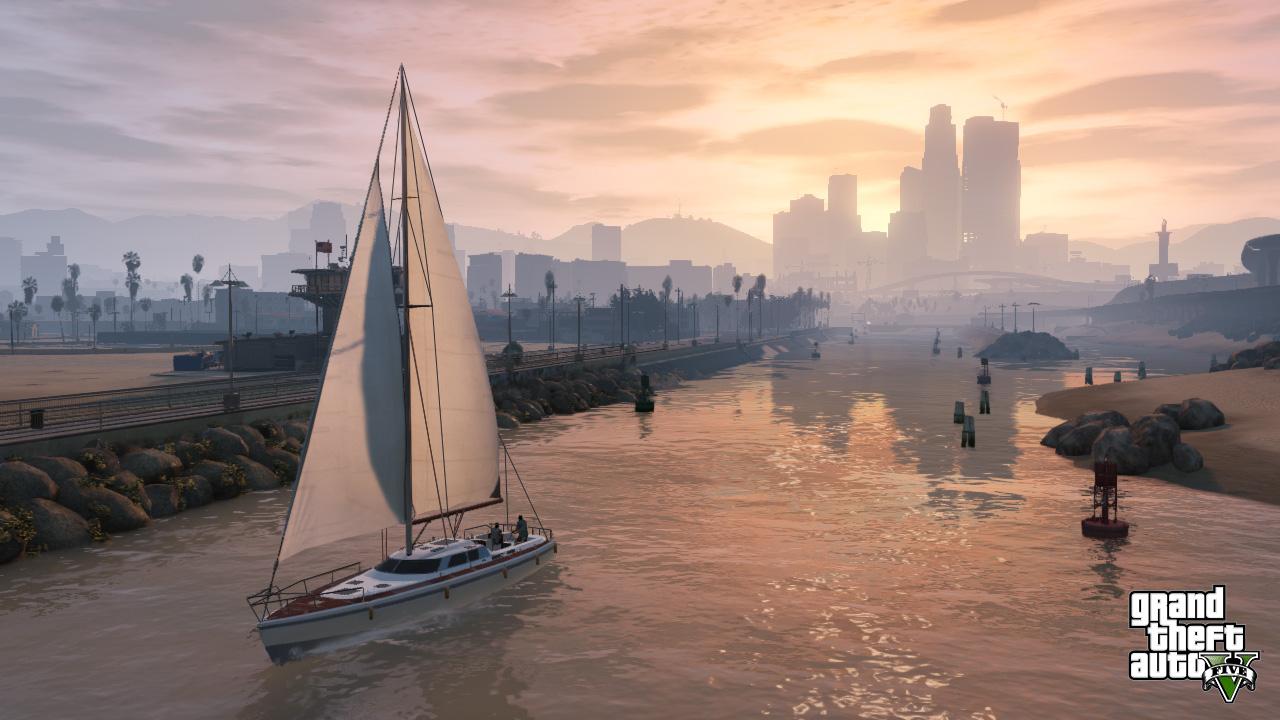 Grand Theft Auto Screen 2