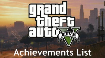 GTA 5 Achievements
