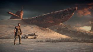 Mad Max Screen 1