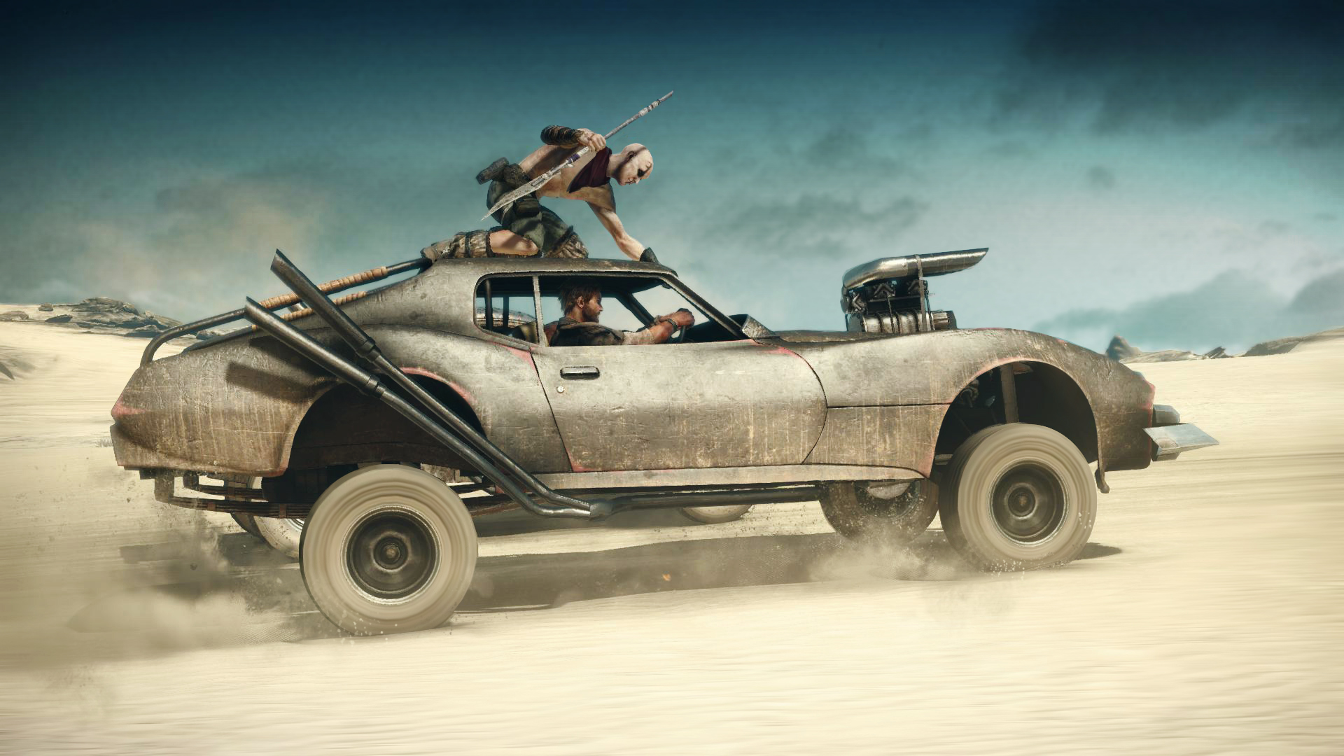 Mad Max Screen 3