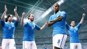 PES 2014 Heart System