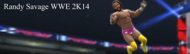 Randy Savage WWE 2K14