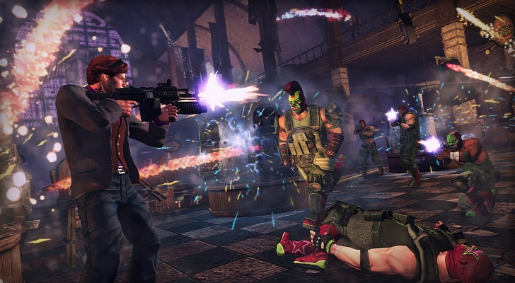 Saints Row 4 Australia Release Date