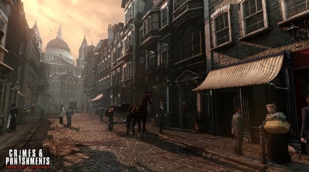 Sherlock Holmes CAP Screen 9