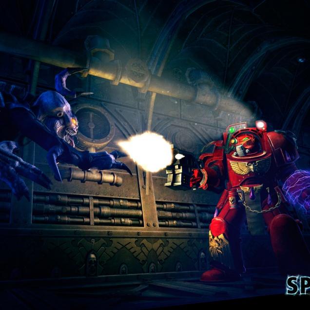 Space Hulk PC Screen 1