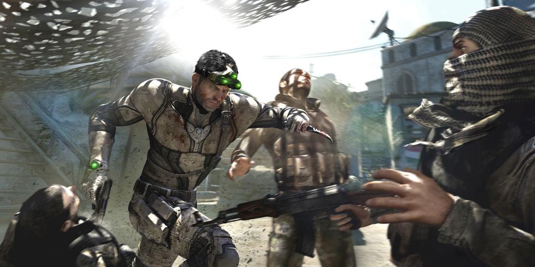 Splinter Cell Blacklist co-op