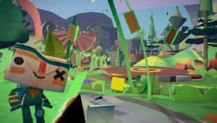 Tearaway Gamescom Screens
