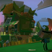 Tearaway Screen 1