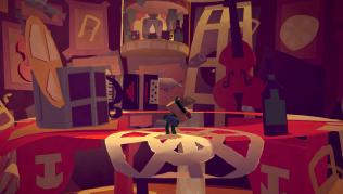 Tearaway Screen 15