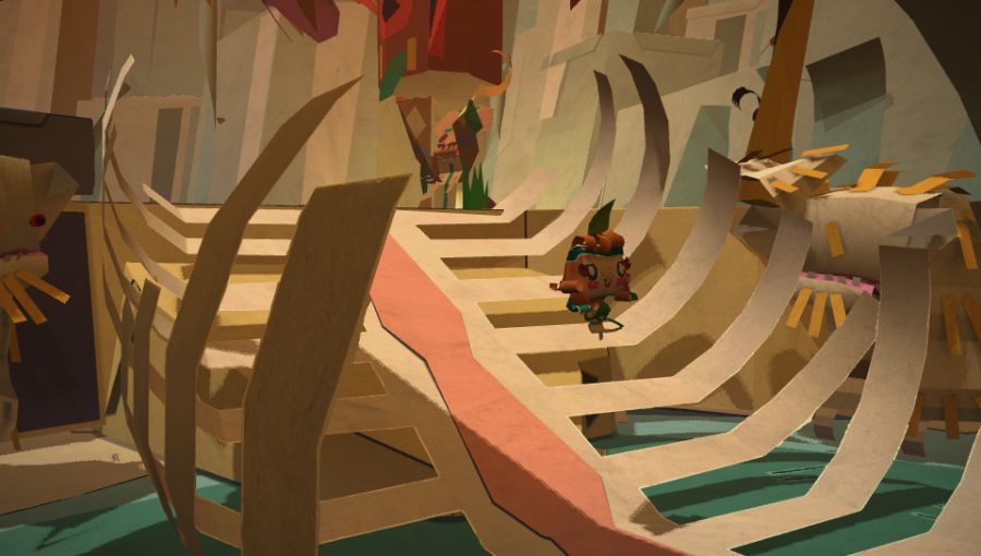 Tearaway Screen 24