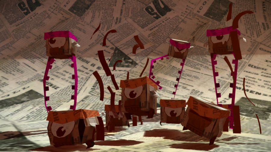 Tearaway Screen 7