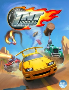TNT Racers: Nitro Machines Edition