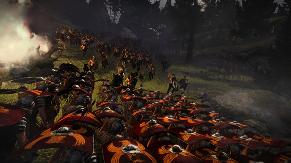 Total War Rome 2 Battle