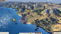 Total War Rome 2 Naval Screen 1