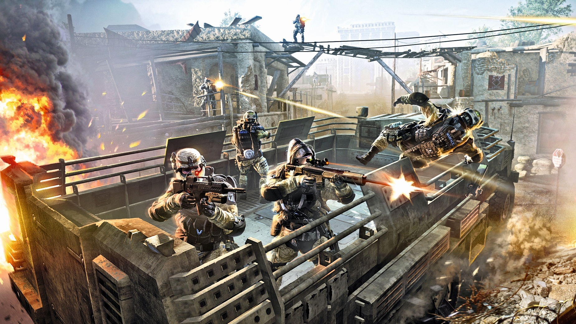 Warface Gamescom 2013 Trailer