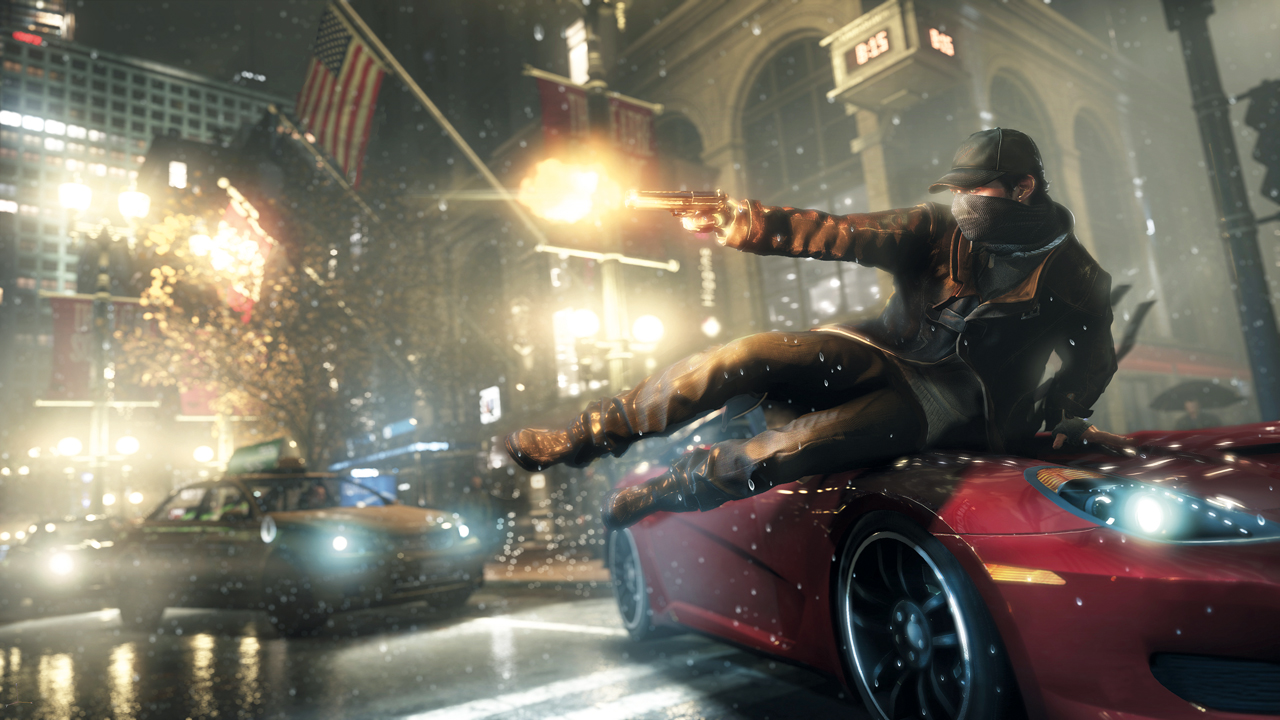 Watch Dogs Hacking Trailer