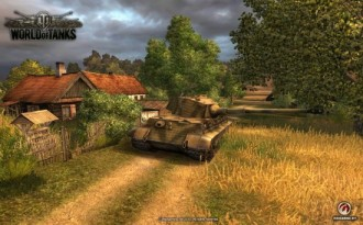 World of Tanks Xbox 360 Beta
