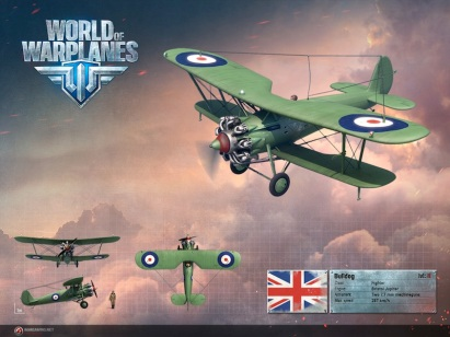 World of Warplanes Screen 1