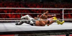 WWE 2K14 Easter Egg