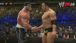 WWE 2K14 Wrestlemania