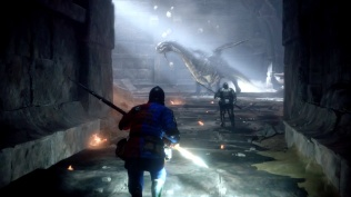 Deep Down Screen 2