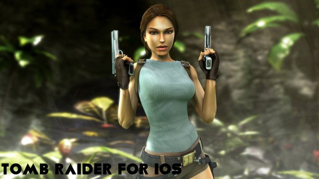 Tomb Raider For iOS