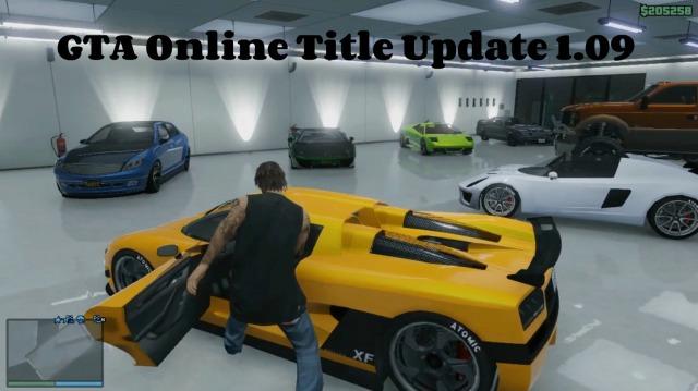 GTA Online Title Update