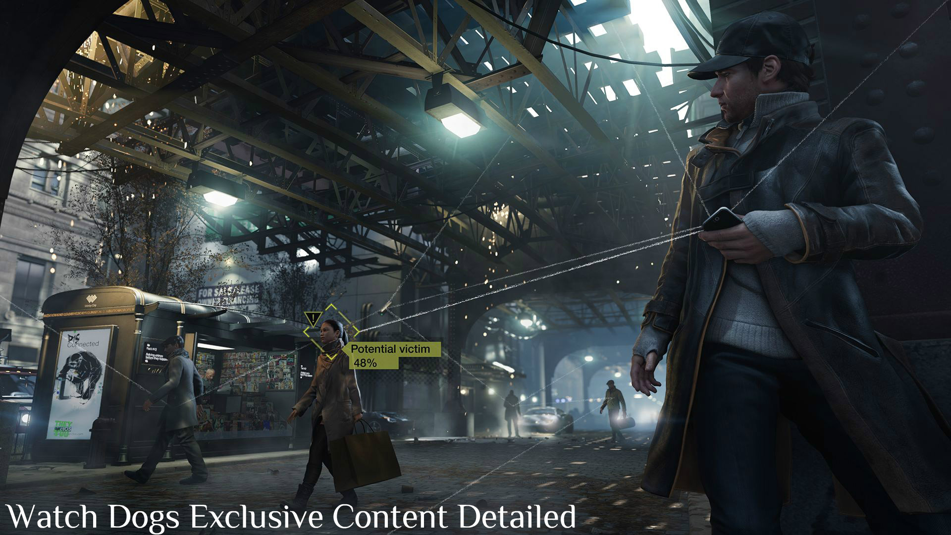 Watch Dogs Exclusive Content