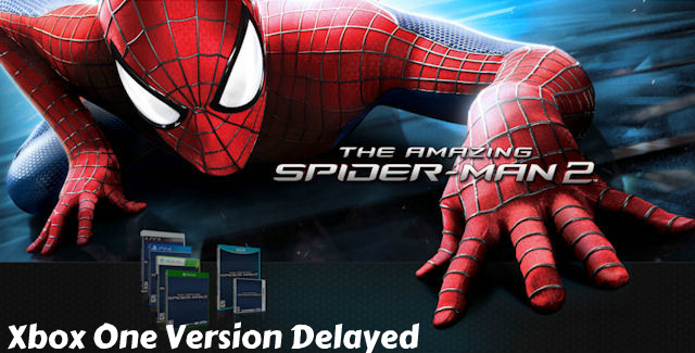 The Amazing Spider-Man 2 Xbox One